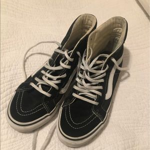 Vans Ward High Top Sneakers
